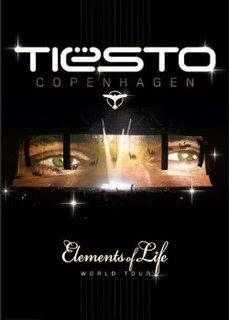 """Tiestos Elements Of Life Copenhagen - DVDRip O DVD """"Elements of Life World Tour"""" abrange mais de quatro horas de Tiësto no Estádio Parken, em Copenhagen, juntamente com a filmagem do evento o DVD inclui também extras. Com mais de 25.000 pessoas presentes, foi um espetáculo que ficou para história. Imperdível!"""