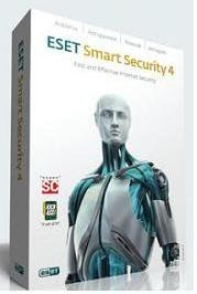 ESET Smart Security 4 e ESET NOD32 Antivirus 4 32 bits Este post contém o ESET NOD32 Antivirus de 32 bits Versão: 4.0.437 e o ESET Smart Security Versão 4.0.468 que além de conter o antivirus tem o Firewall, antispam e algumas funções a mais de segurança.