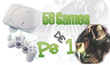 58 Games de PS1 Direto no PC sem Emulador