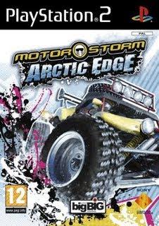 MotorStorm: Arctic Edge MotorStorm: Arctic Edge é a edição da famosa franquia de corrida — inicialmente criada para PlayStation 3 — dedicada às plataformas PlayStation 2 e PlayStation Portable (PSP).