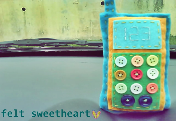 Felt Sweetheart
