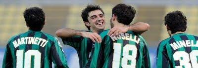 Sassuolo 2-1 Vicenza