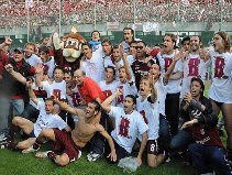 Salernitana will play in Serie B