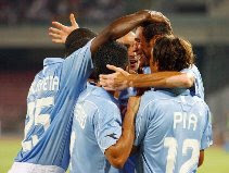 Napoli 5-0 Vllaznia Shkoder