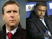 Pietro Lo Monaco & Jose Mourinho