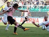 Palermo 2-1 Genoa
