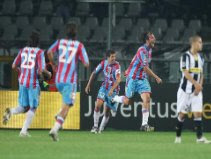 Juventus 1-1 Catania
