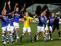 Kaunas 1-2 Sampdoria (Agg: 1-7)