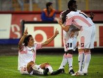 Lecce 1-1 Palermo
