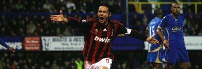 Portsmouth 2-2 AC Milan