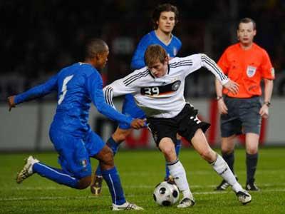 Germany U21 1-0 Italy U21