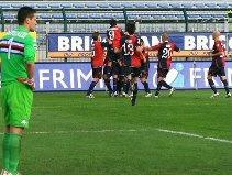 Cagliari 1-0 Sampdoria