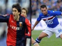 Diego Milito & Antonio Cassano