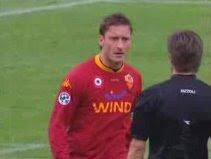 Francesco Totti & Nicola Rizzoli