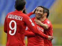 Lazio 1-4 Cagliari