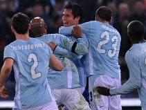 Lazio 1-1 Juventus