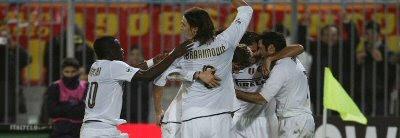 Lecce 0-3 Inter