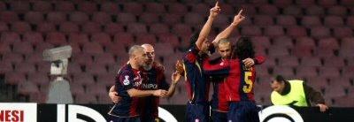 Napoli 1-1 Bologna