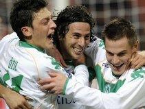 AC Milan 2-2 Werder Bremen (Agg: 3-3)