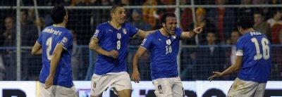 Montenegro 0-2 Italy