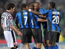 Udinese 0-1 Inter