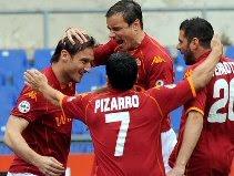 Roma 3-2 Lecce