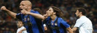 Inter 2-0 Lazio