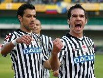 Chievo 1-2 Udinese
