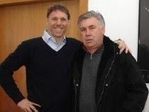 Marco van Basten & Carlo Ancelotti (January 2008)