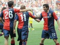 Genoa 2-2 Chievo