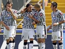 Udinese 6-2 Cagliari