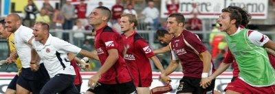 Livorno 4-1 Grosseto (Agg: 4-3)