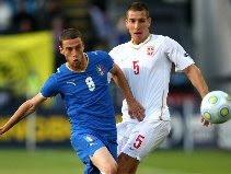 Italy 0-0 Serbia