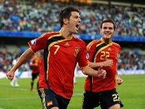 Spain 1-0 Iraq