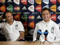 Pierluigi Casiraghi & Domenico Criscito