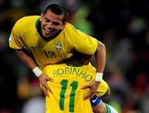Brazil 1-0 South Africa