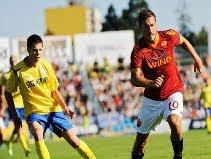 Kosice 3-3 Roma