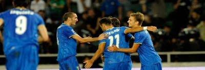 Georgia 0-2 Italy