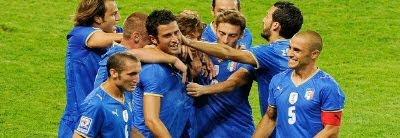 Italy 2-0 Bulgaria