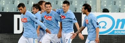 Fiorentina 0-1 Napoli