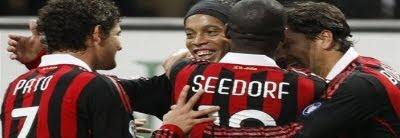 Milan 4-3 Cagliari
