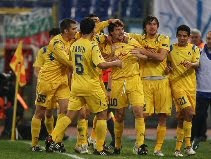 Lazio 0-1 Levski Sofia