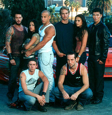 jordana brewster fast and furious 4. vin diesel fast and furious 4