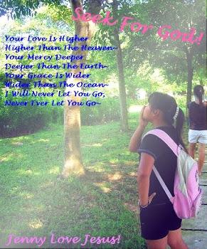 Seek For God!
