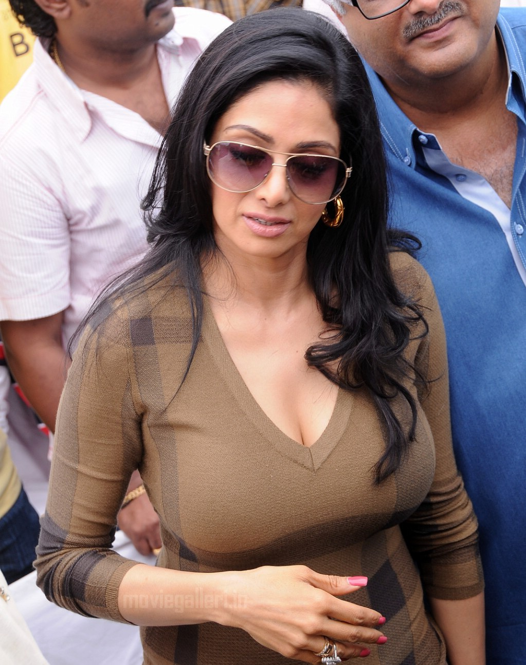 Actress Sridevi Boney Kapoor New Hot Spicy Gallery