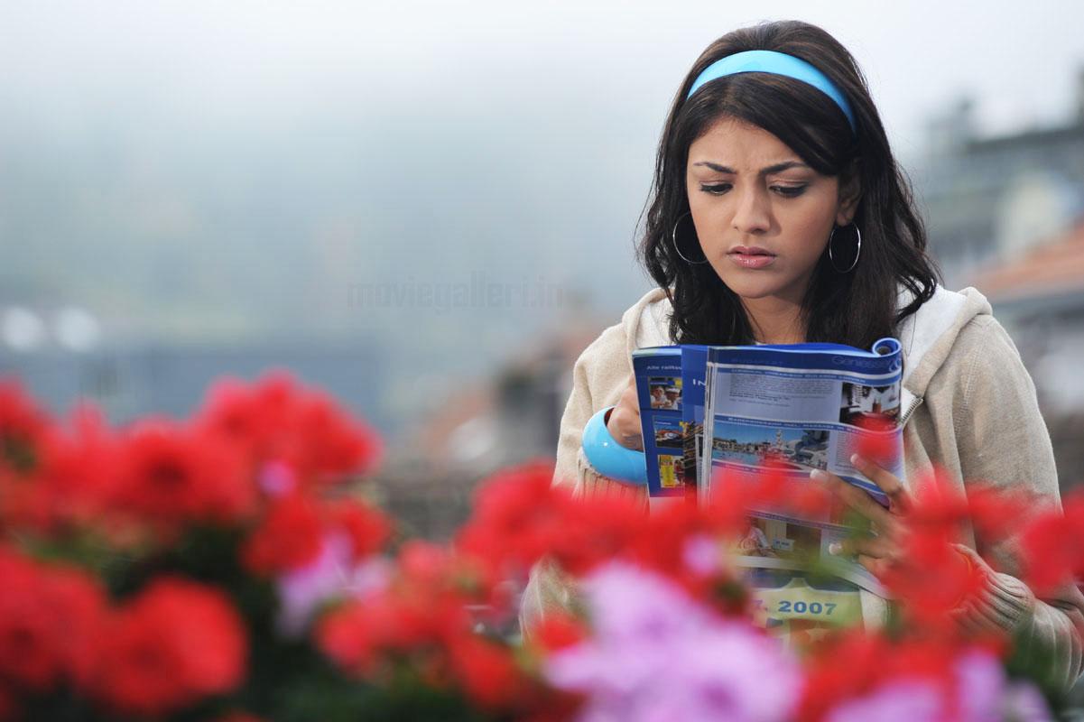 Kajal Agarwal Wallpapers In Darling Darling Movie Kajal Hq