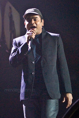 AR Rahman Jai Ho Los Angeles concert 2010 Stills