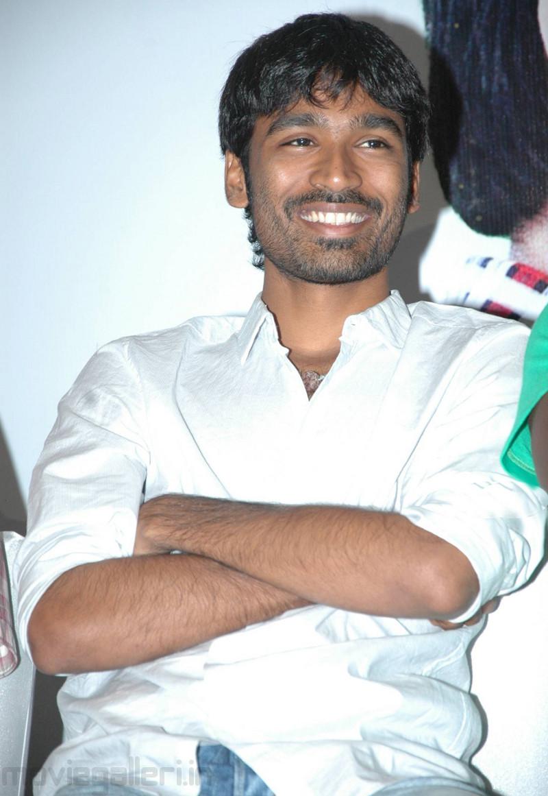 tamil actor dhanush @ uthama puthiran press meet stills | new movie