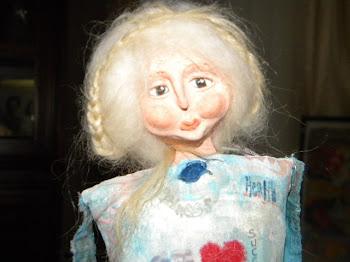 Guardian doll