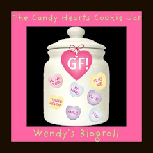THE CANDY HEARTS (GLUTEN FREE) COOKIE JAR!